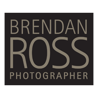 Brendan Ross Photographer - Logo