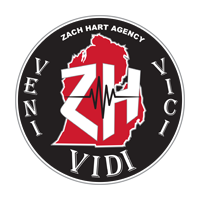 Zack Hart Agency-Logo